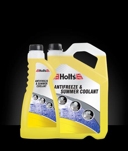 Basic Car Maintenance >> Antifreeze - Yellow - Holts SA : Holts SA